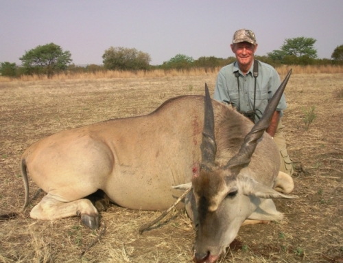 Hunting 34